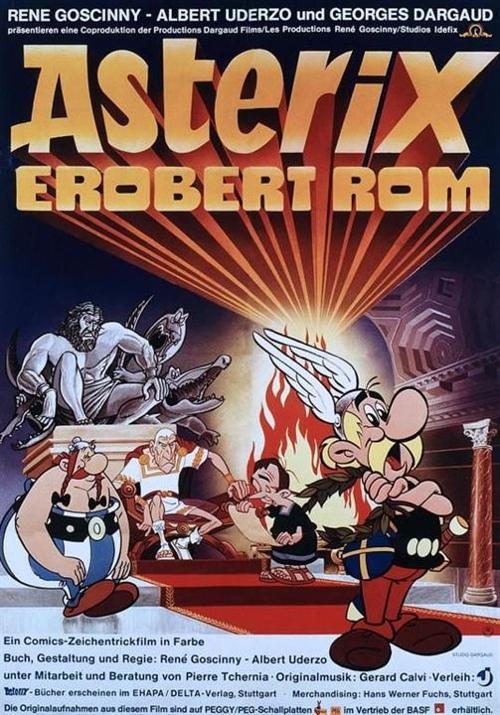 Cover: Asterix Erobert Rom German.1976.DVDRip.XviD.INTERNAL-DAW